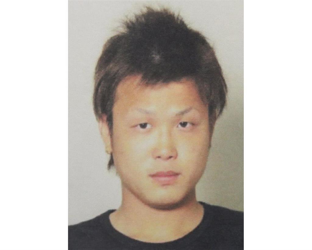 詐欺未遂容疑で指名手配されている芝隆紀容疑者=平成24年撮影(大阪府警提供)