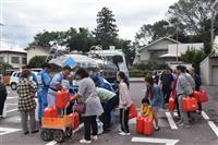 【台風19号】断水続く栃木県那須烏山市 一時4000戸「いつ復旧するの…」