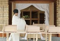 大嘗祭で使う新米を奉納 悠紀・主基地方の大田主が参列