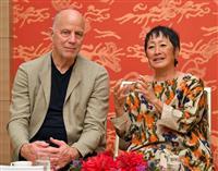 【世界文化賞】トッド・ウィリアムズさん&ビリー・ツィンさん(建築部門) 「お互い違うか…