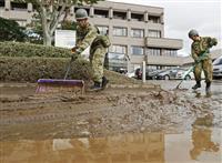 【台風19号】予備自衛官を震災以来の招集 長期、広域支援に対応