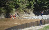 【台風19号】川の中州に心肺停止の男児 相模原、転落長男か 神奈川の死者12人