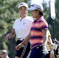 畑岡4位、渋野11位 女子ゴルフの14日付世界ランク