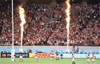 観客数は128万人 ラグビーW杯組織委が1次L総括