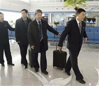 北朝鮮が五輪会合出席へ 第1体育次官が平壌出発