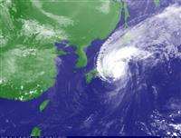 【台風19号】42年ぶり台風に命名か 気象庁、来年5月までに判断