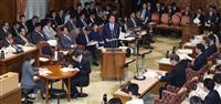 【台風19号】「オールジャパンで国土強靱化進める」と首相 参院予算委