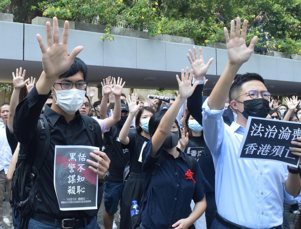 【社説検証】中国建国70年 産経「人権への監視強めよ」 朝日…
