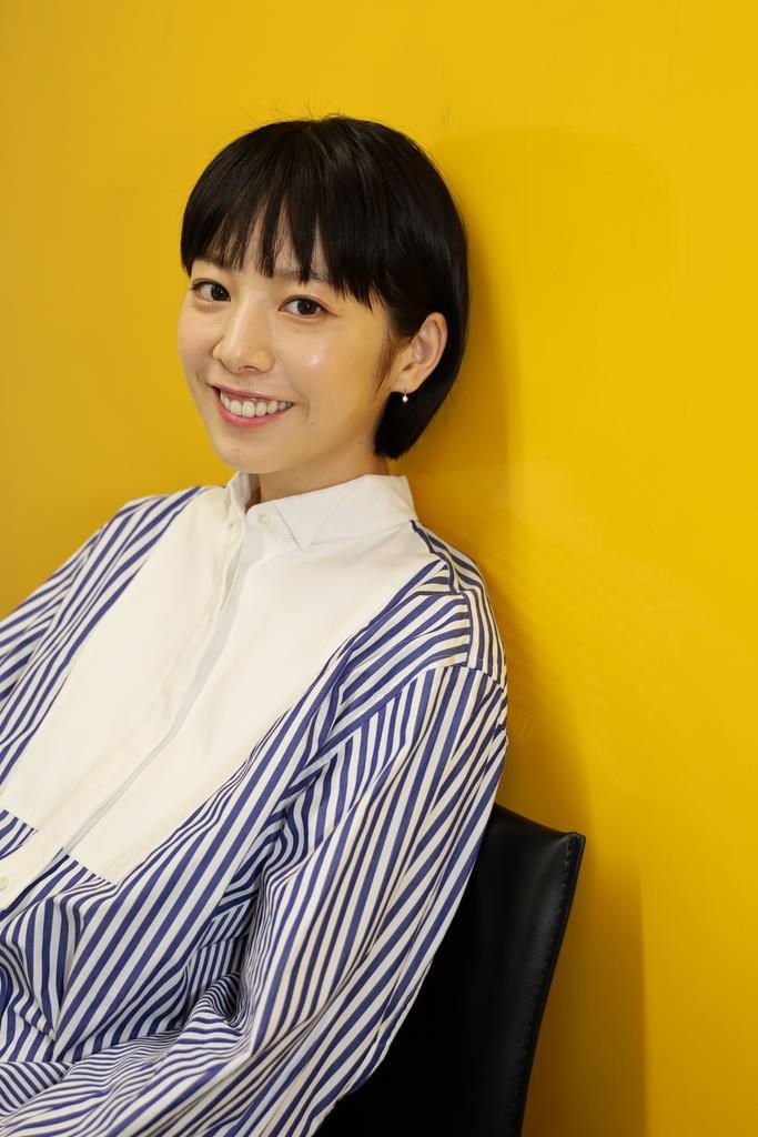 女優、夏帆 主演映画に重ねる28歳の葛藤 - 産経ニュース