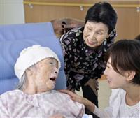 袴田巌さんの姉、鹿児島の入院先に原口さん見舞う