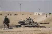 シリア政権軍、北部の拠点の町に進軍 トルコ側と衝突懸念
