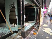 米下院、「香港人権民主法案」可決 中国側は反発