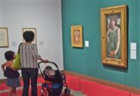 子供が騒いでもOK 21日に「ラファエル前派の軌跡展」でたまひよデー あべのハルカス美…
