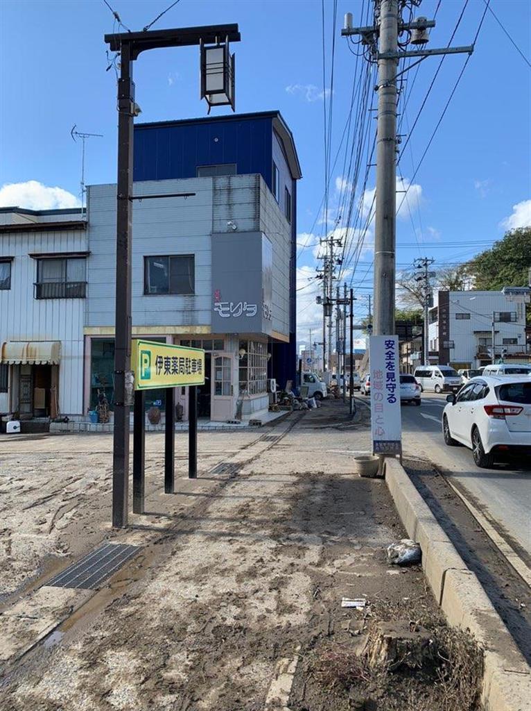 【台風19号】「廃業するしか…」途方に暮れる事業者ら 福島・本宮