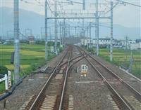 【湖国の鉄道さんぽ】「渡り線」設置で折り返し実現 そのメリットは?