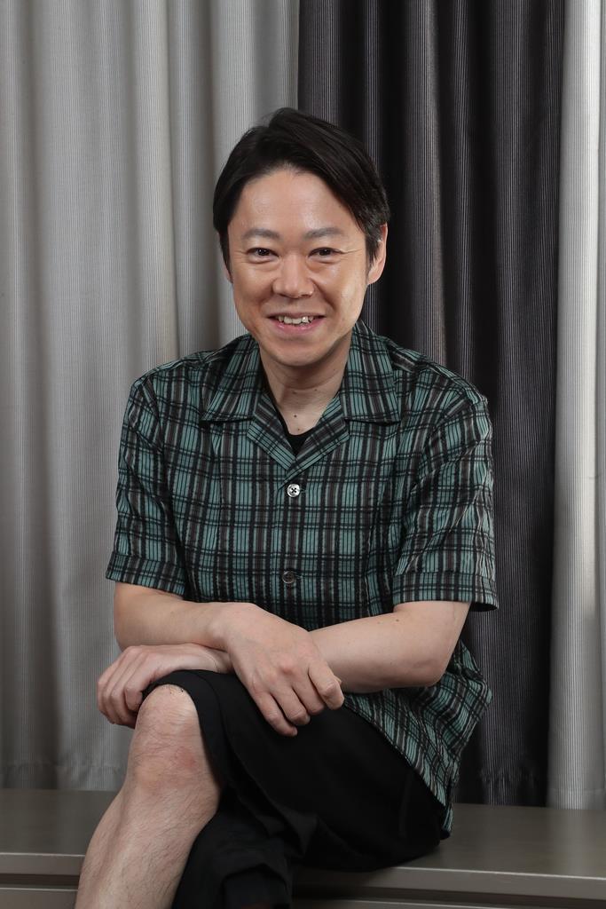 俳優・阿部サダヲさん