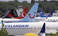 墜落事故前に欠陥認識か ボーイング、737MAX