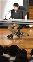 「進行止まる日信じ」 骨の難病・山本育海さん、仁川学院高で講演