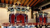 高御座と御帳台を公開 即位礼正殿の儀、準備は最終段階