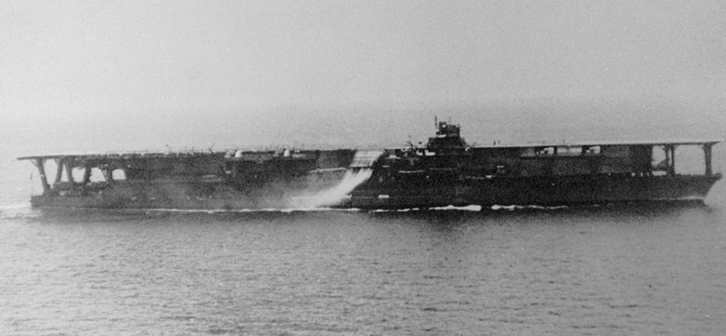 旧日本海軍空母「加賀」ミッドウェー沖の深海で発見 米チーム - 産経ニュース