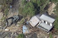 住宅被害、5万6千棟超 西日本豪雨上回る 台風被災地、捜索続行