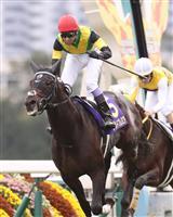 菊花賞、ワールドプレミアが優勝 競馬GI