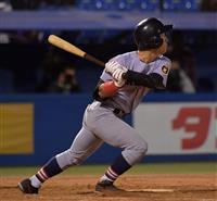 慶大、8連勝で勝ち点4 東京六大学野球第6週