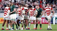 【ラグビーW杯 日本-南アフリカ速報】ジェイミー・ジョセフヘッドコーチ「誇りに思う」