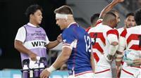【ラグビーW杯】日本の躍進支えた控え5選手 給水係や練習相手で貢献