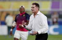 【ラグビーW杯】南アフリカ監督「強みを発揮できた」 主将「日本の戦い方は分かっていた」