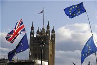 英政府、EUに離脱延期を要請 EU大統領が明かす