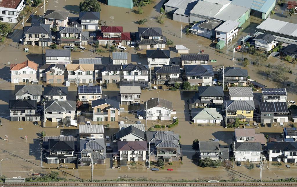 【台風19号】ハザードマップの浸水想定区域外で犠牲者 栃木・…