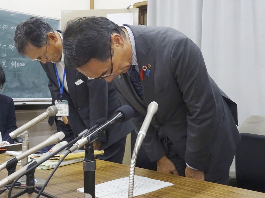 埼玉県、県民生活部長を更迭 台風被害判明の13日夜、飲酒し自…
