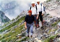 「国民に寄り添う天皇になられた」登山同行の元山梨県職員・斉藤敬文さん、思い出語る