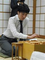 将棋・新人王戦決勝第2局 高野四段がタイに戻す