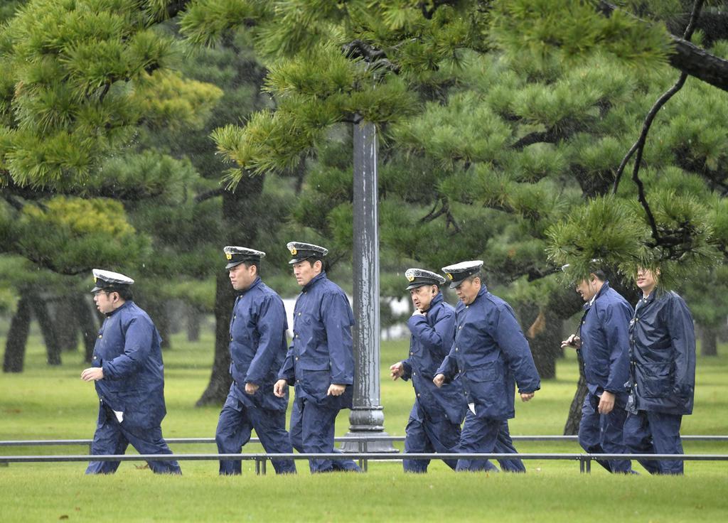 警視庁が20年ぶり最高警備本部設置 厳戒態勢で都心警戒