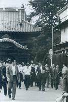 皇室ゆかりの栃木県 足利学校で貴重な写真を公開 那須町では記念式典