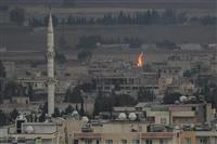 露・トルコが首脳会談 シリア北部情勢左右も