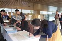 「国民希望の象徴に」京都市役所で記帳