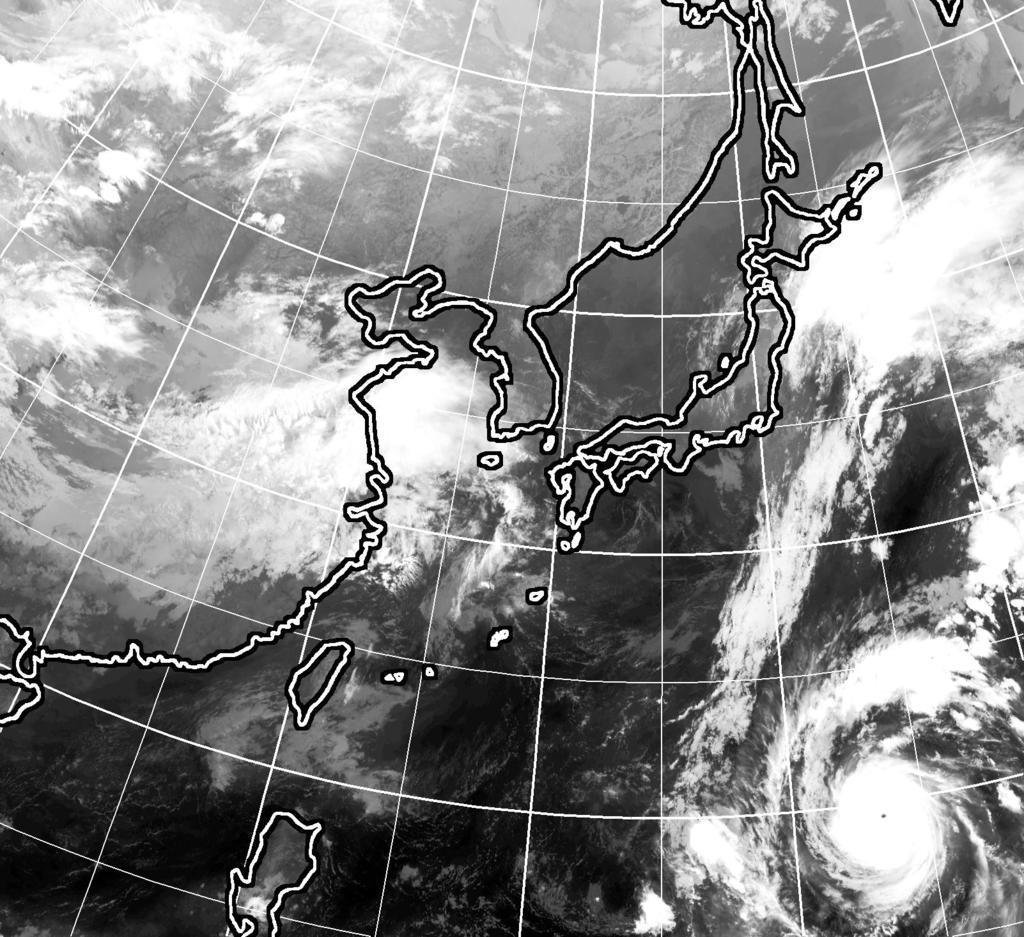 24日に小笠原諸島へ接近 台風21号、災害警戒を