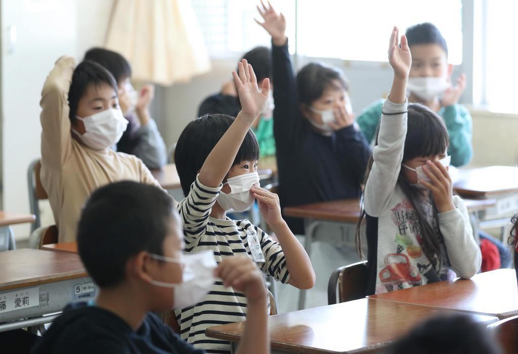 【台風19号】宮城・丸森町で学校再開 体育館は今も避難所に