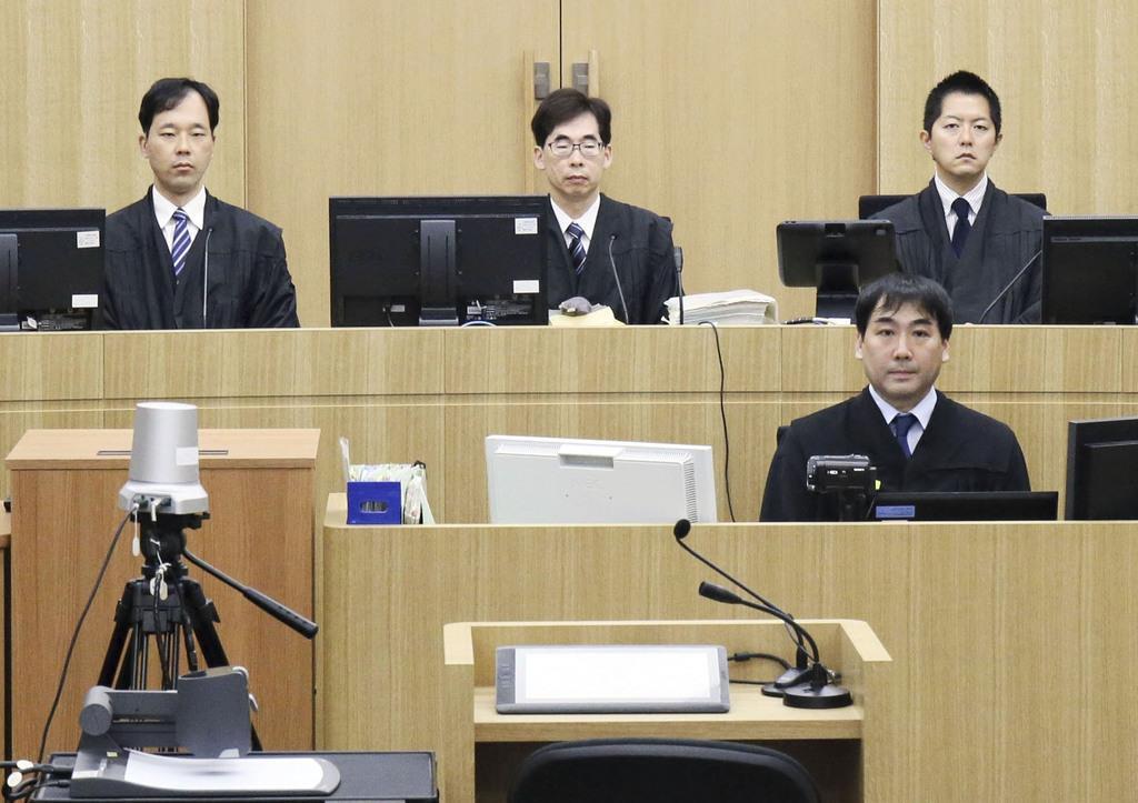 工藤会トップが無罪主張 市民襲撃4事件、福岡地裁