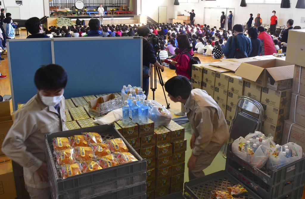 【台風19号】福島・いわき 「買い物難民」救済にバス運行 J…