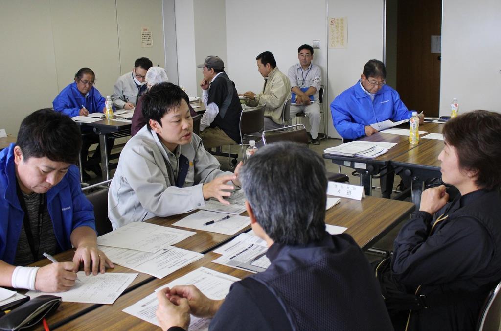 【台風19号】長野県が飯山、須坂両市で住宅相談会