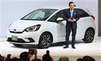 【東京モーターショー】ホンダ、4代目フィットを世界初公開 発売は当初予定より後ずれ