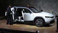 【東京モーターショー】エンジンのマツダ、ついに量産EV車 製造時CO2も考慮し小型化 …
