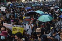 香港政府が「逃亡犯条例」を正式撤回 抗議活動は継続見通し