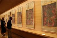 醍醐寺霊宝館で秋期特別展 中国で好評の作品を中心に
