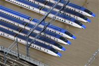新幹線が水没…台風にどう備える 関西の鉄道車庫の対策は