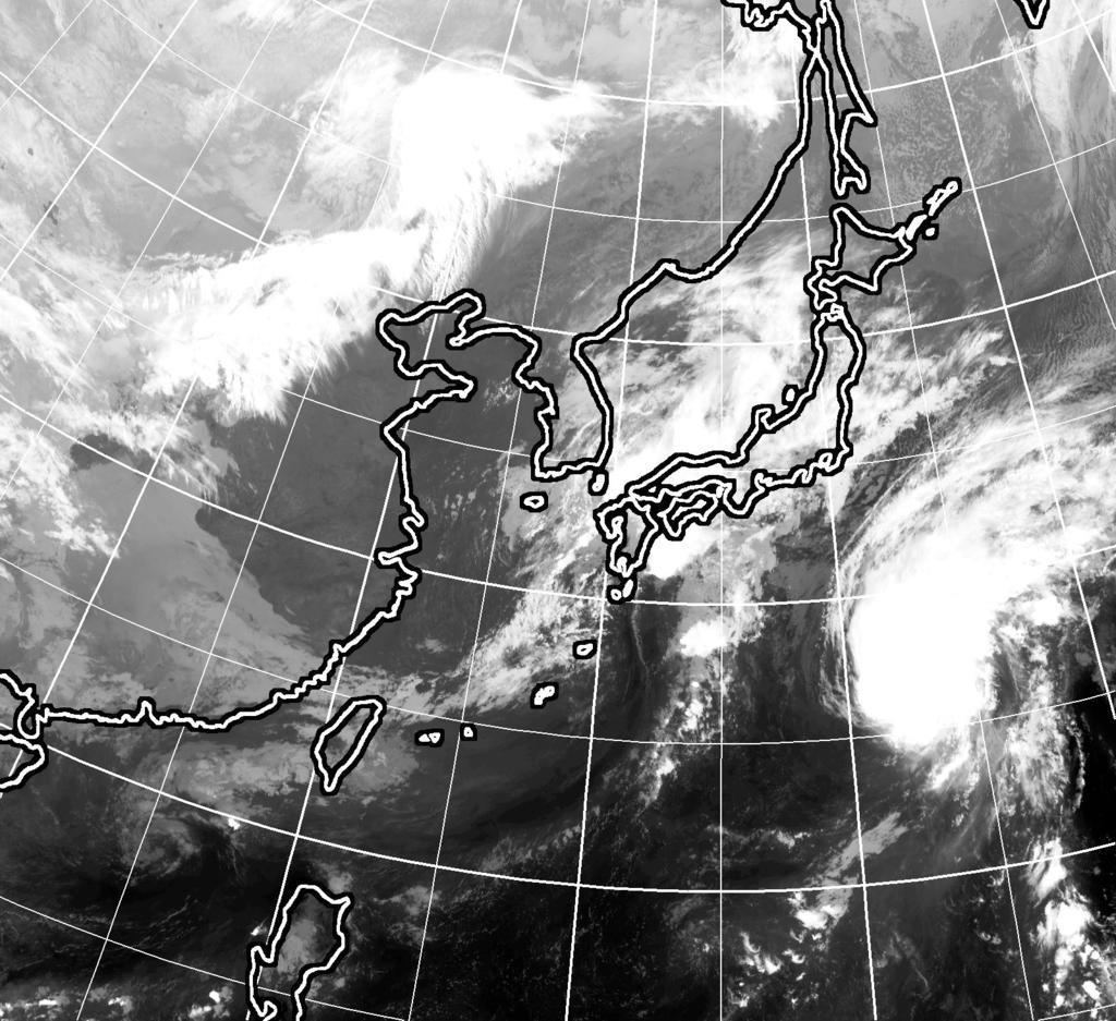 強い勢力で小笠原に最接近 台風21号、記録的暴風も